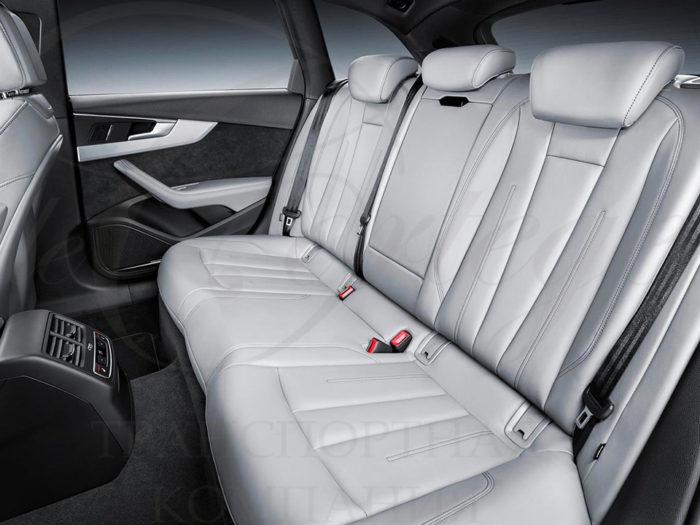Audi Q7 (черный)