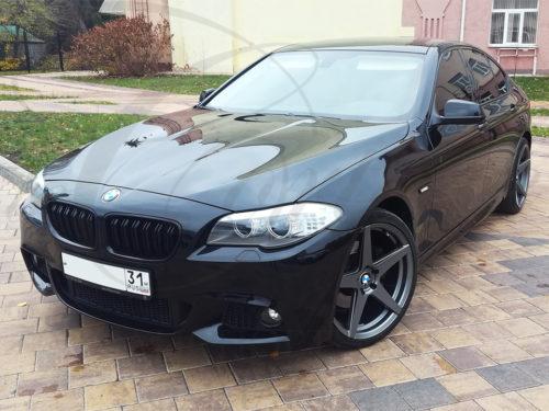 BMW-5 F10 (черный)