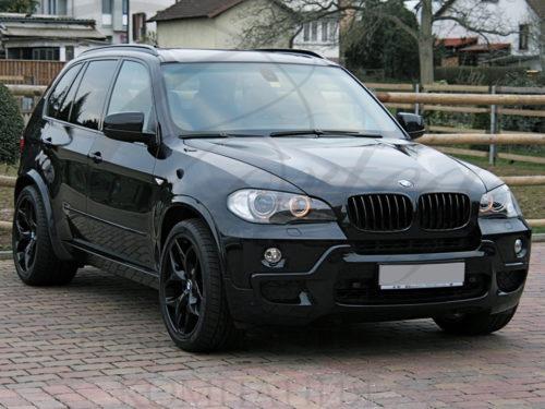 BMW X5 E70 (черный)