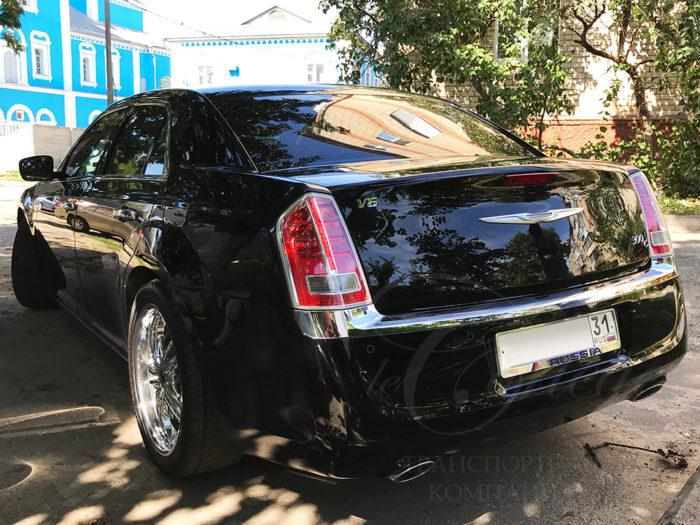 Chrysler 300C II (черный)