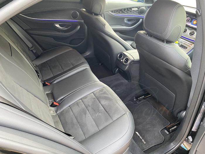 Mercedes-Benz E W213 (черный)