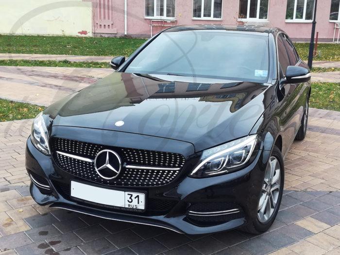 Mercedes-Benz C W205 (черный)