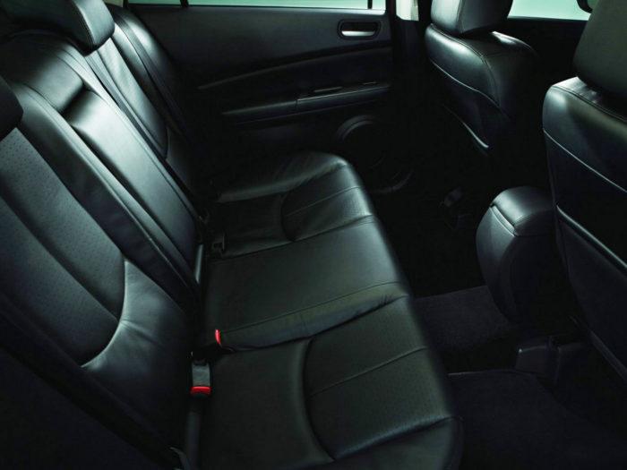 Mazda-6 GH (черный)