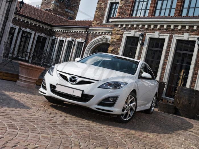 Mazda-6 GH (белый)