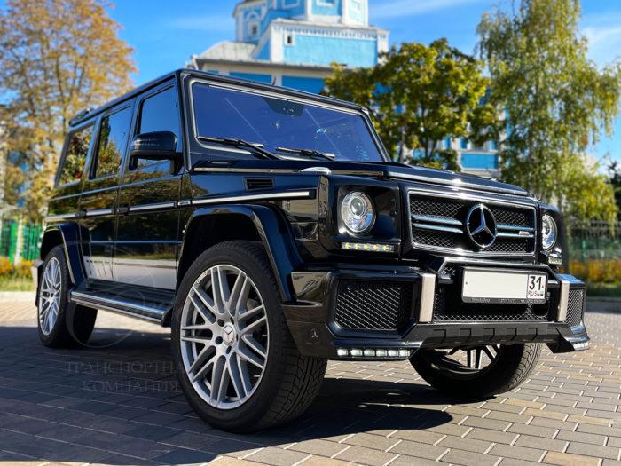 Mercedes-Benz G AMG (черный)