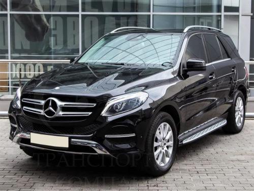 Mercedes-Benz GLE (черный)
