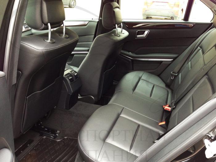 Mercedes-Benz E W212 (черный)