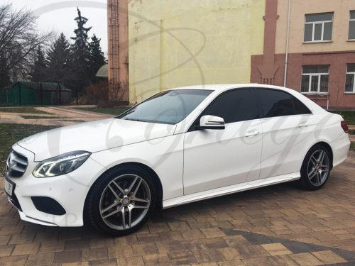 Mercedes-Benz E W212 (белый)