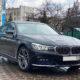 BMW-7 G11 (черный)