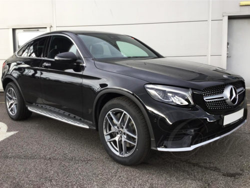 Mercedes-Benz GLC (черный)